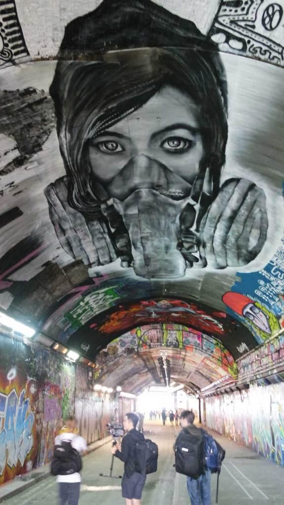 quoi faire à londres angleterre voyage graffiti