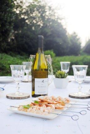 repas champêtre sans gluten intermarché recettes clairesblog brochettes (1)