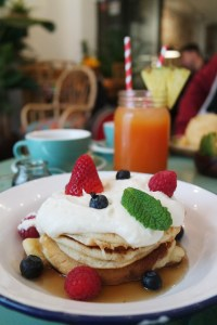 Barcelone-Espagne-brunch-tropico-pancakes-raval