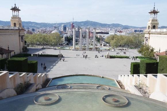 Barcelone-Espagne-chateau de montjuic (2)