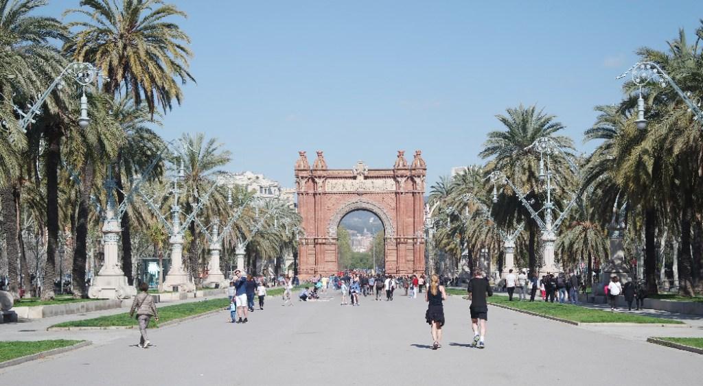Barcelone-Espagne-parc-de-la-ciutadella