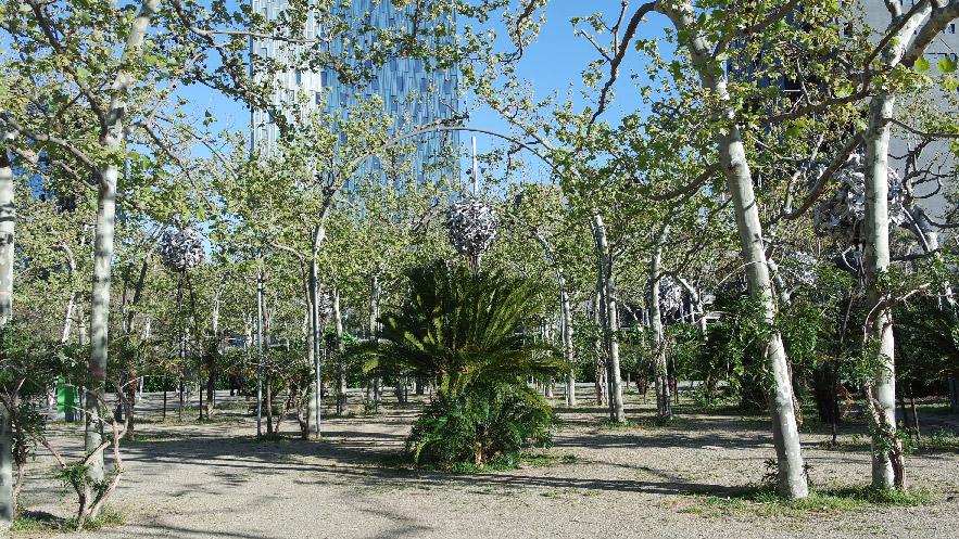 parc-du-centre-poblenou-barcelone-espagne
