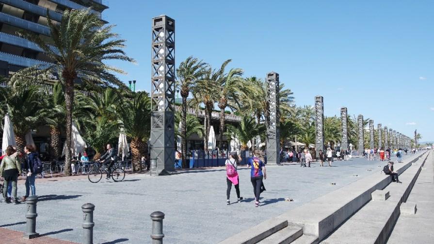 port-olympique-barcelone-espagne