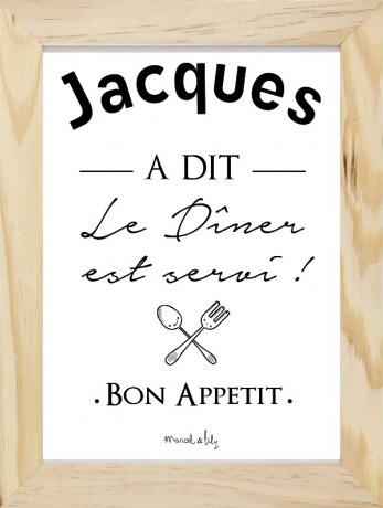 L'Ecole du Burger - Jacques a dit