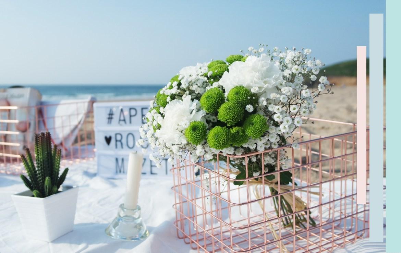 Bouquet de Fleurs pour déco picnic
