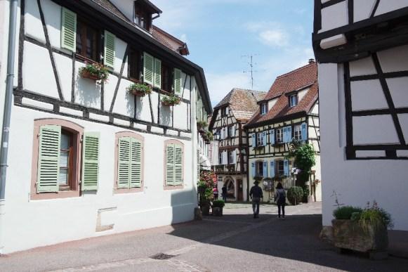 Eguisheim alsace village préféré des Français