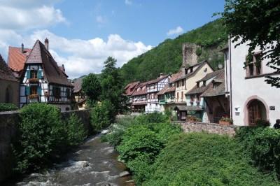 Visite de Kaysersberg - Alsace