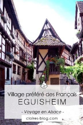 Bienvenue dans le village préféré des Français : Eguisheim #eguisheim #alsace #villagepréféré #villagepréférédesfrançais #voyage