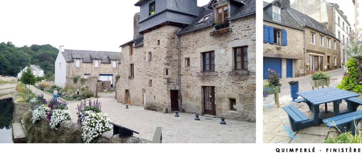 Quimperlé-Finistère-Bretagne