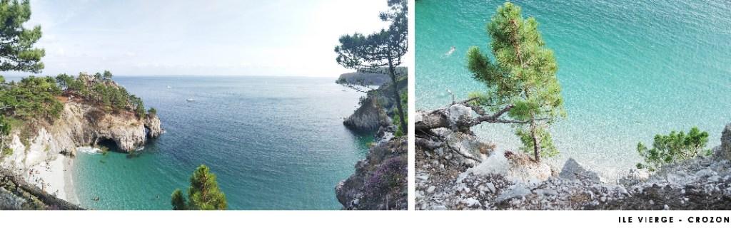 Ile Vierge Crozon Bretagne Finistère