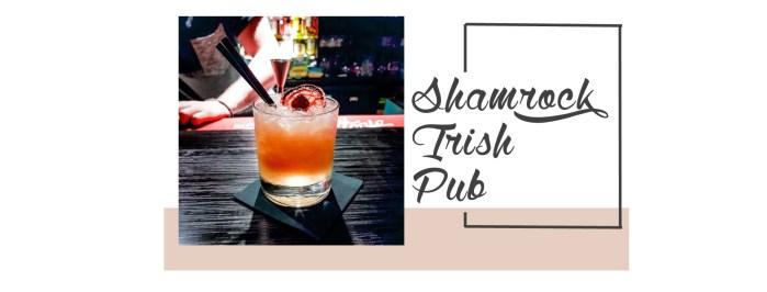 shamrock iris pub rennes
