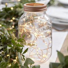 guirlandes lumineuses décoration