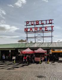 pike market seattle