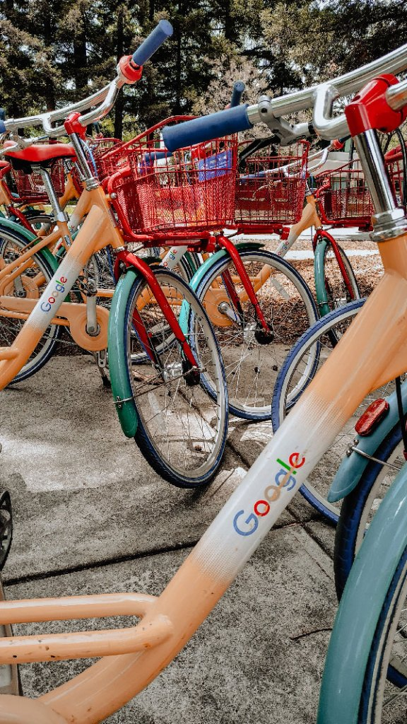 san francisco google googleplex
