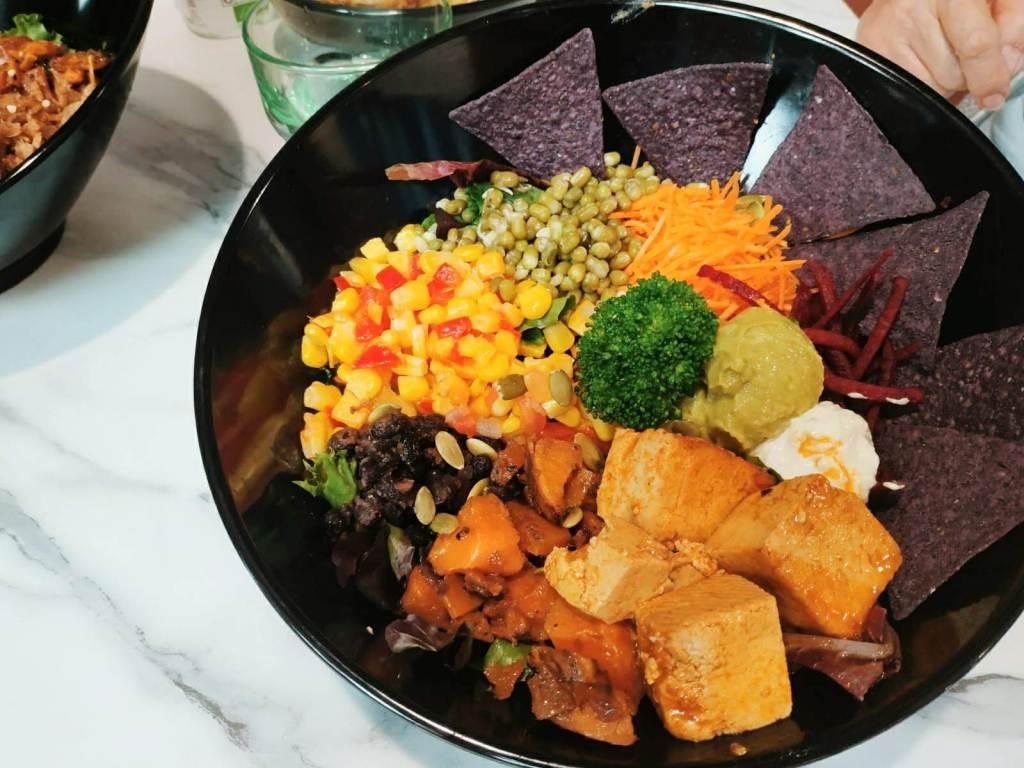 copper branch bowl vegetarien paris