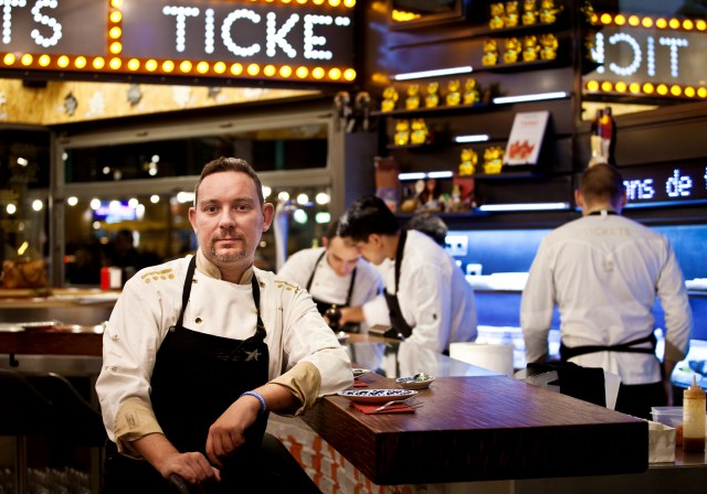 albert Adria tickets bar
