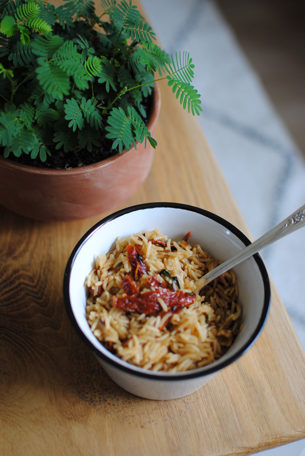 recette risotto kitchendaily