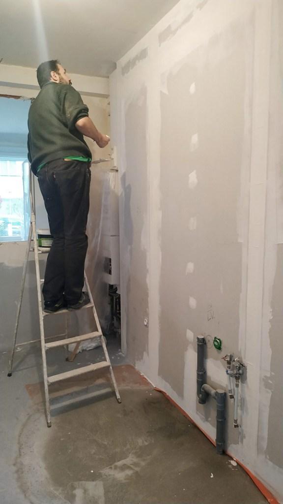 travaux rénovation maison cuisine