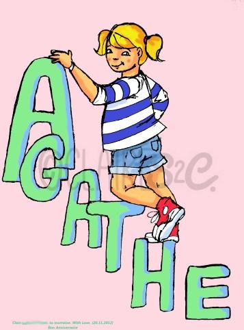AGATHE #1