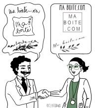 Illustration pour le site Diane de la Raitrie -Conseil en Communication-http://www.dianedelaraitrie.com/savoir-faire/