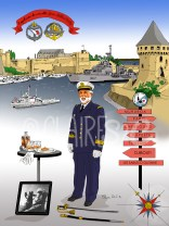 Capitaine de corvette Jean-Gilles