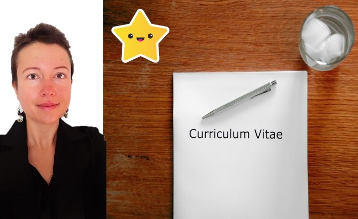 How to create a professional CV? #curriculumvitae template