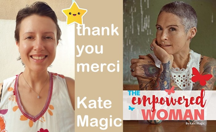 Review of The Empowered Woman A Holistic Guide to Understanding Your Hormones #TheEmpoweredWoman by Kate Magic