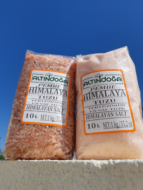 Why do I use Himalayan #salt? #minerals and self-care