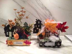 Spooky Halloween Scene Building