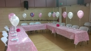 Take home balloon gifts for a child's party