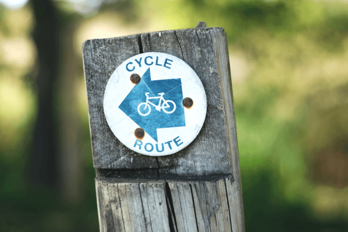 Guest Post - How to Start Bicycle Touring by Mike McLeish