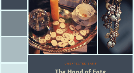 The Hand of Fate—Unexpected BAMF—Trope Bingo 2020-2021
