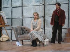 Claire Surman as Mimi - La Boheme (Garden Opera)