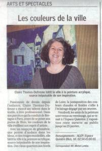 Expo Quinière Blois Janvier 2008
