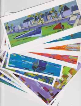 Lot de 10 Cartes postales