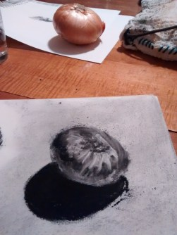 This onion has been drawn a lot now