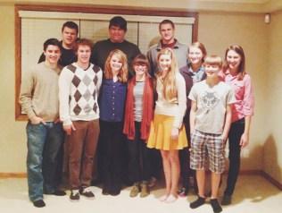 Cousins @ Thanksgiving