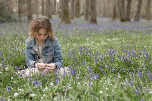 Blue bell mini photo session, barns green, sussex