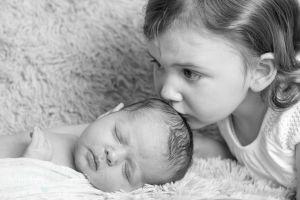 Newborn photography, Billingshurst