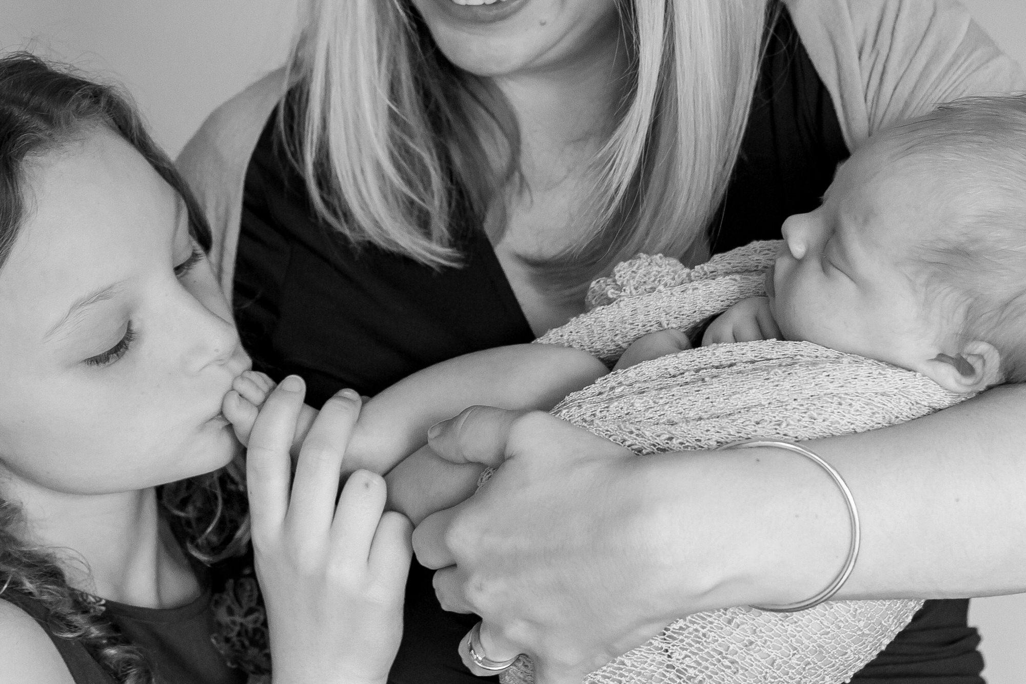 Billingshurst newborn photography