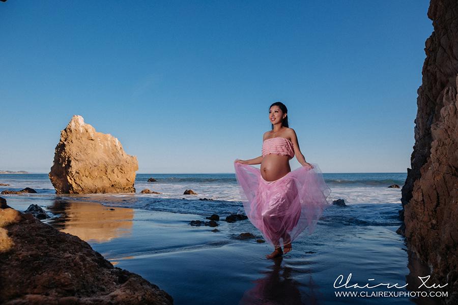 Malibu_El_Matador_Beach_Maternity-07