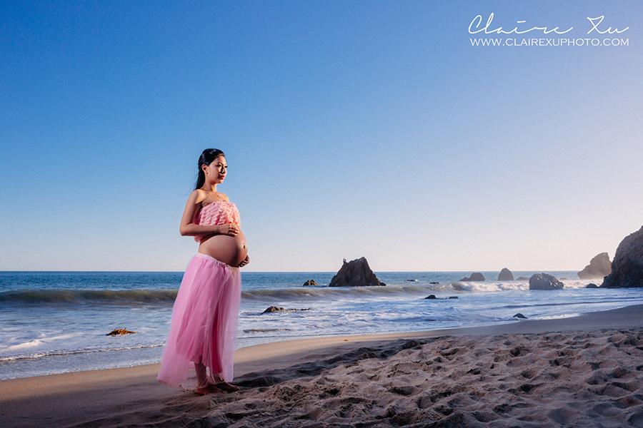 Malibu_El_Matador_Beach_Maternity-09