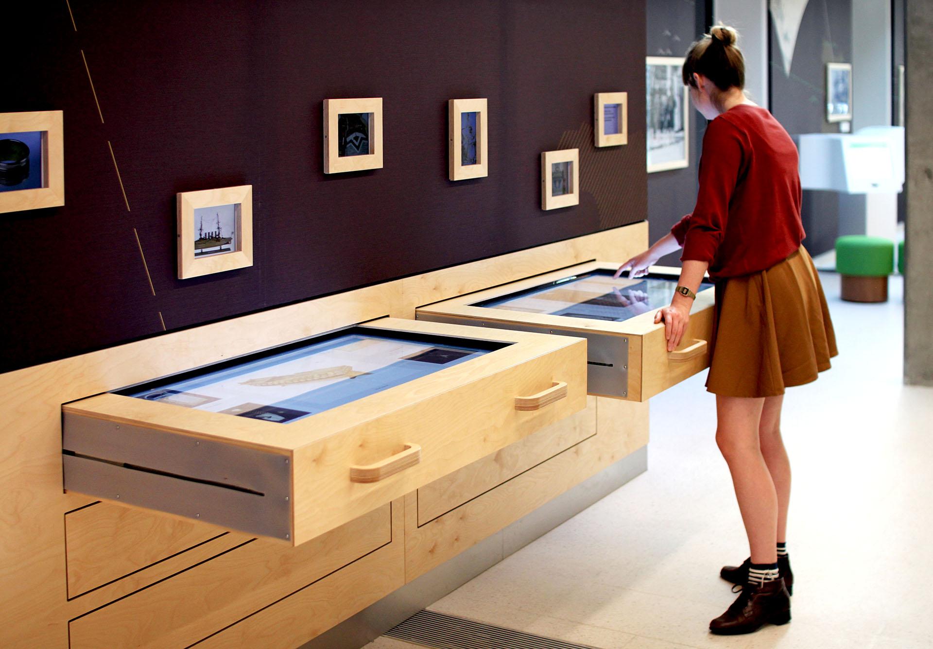 National Maritime Museum – Compass Lounge
