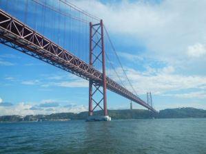 Lisbonne pont du 25 avril