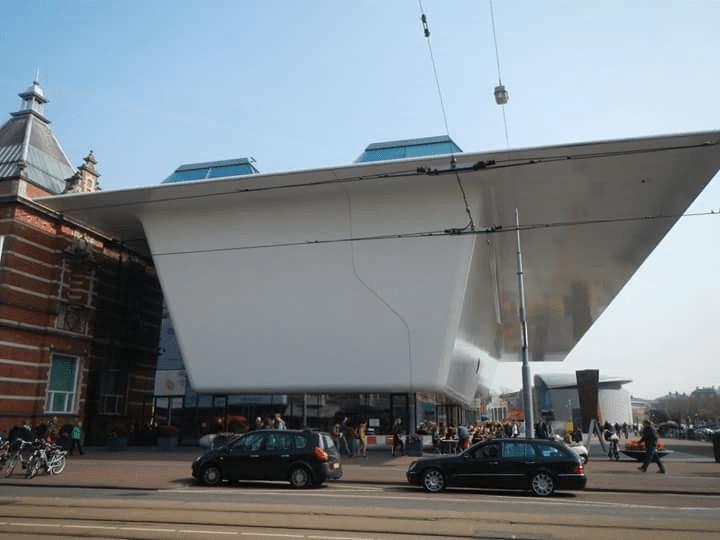Stedelijk Museum (musée d'art moderne et contemporain)