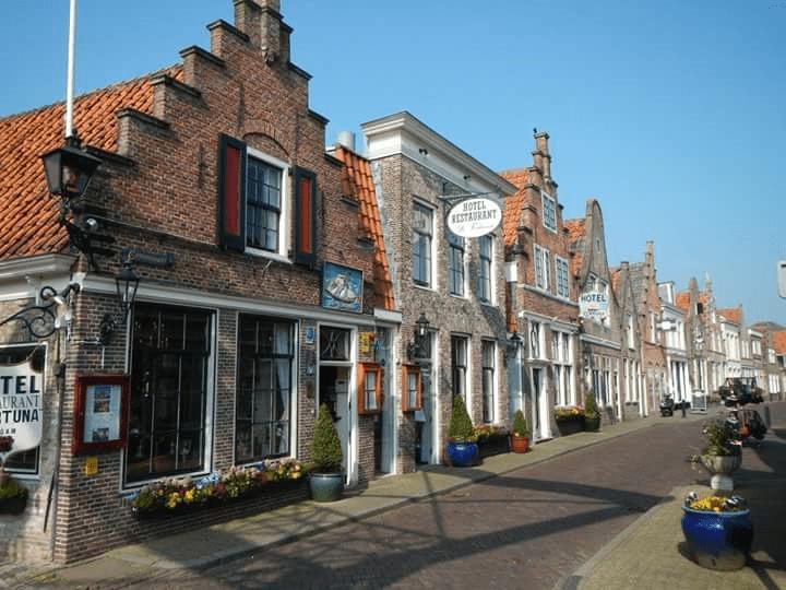 La jolie ville d'Edam - Amsterdam - Claironyva