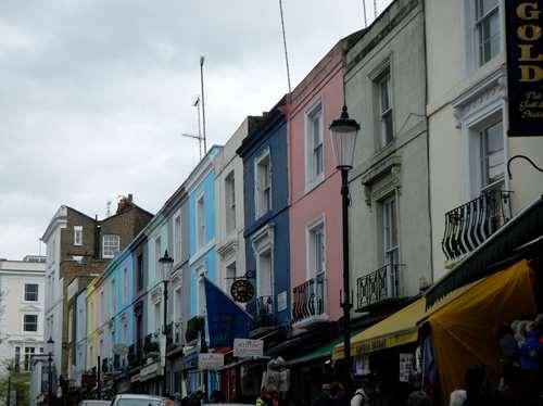 Londres Portobello Road