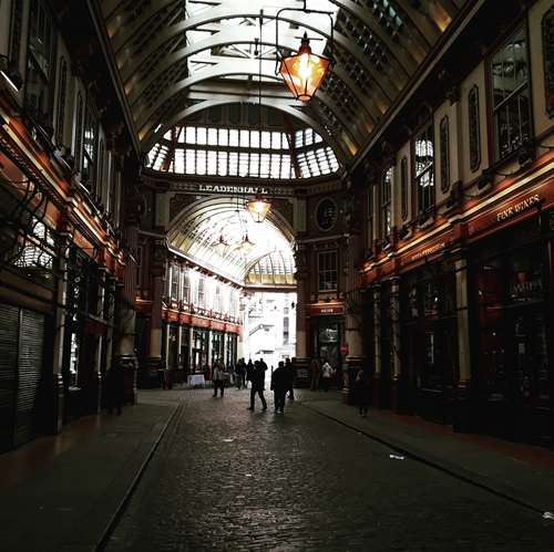 Londres - Leaden Hall