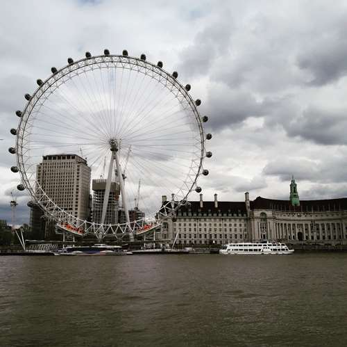Londres - London Eyes
