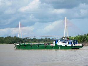 Claironyva-Vietnam-CanTho-bateau-marchandises